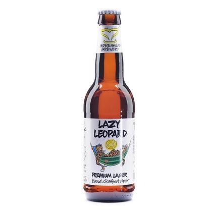 Birkenhead Lazy Leopard Lager (4-pack)