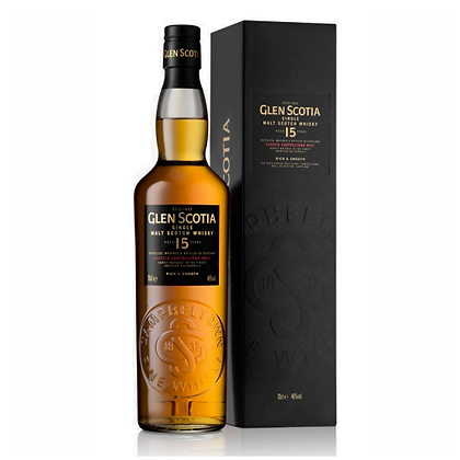Glen Scotia 15 Year Old Whisky