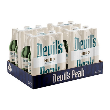 Devil's Peak Hero Non-Alc (24-case)