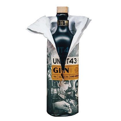 Unit 43 Gin (750ml)