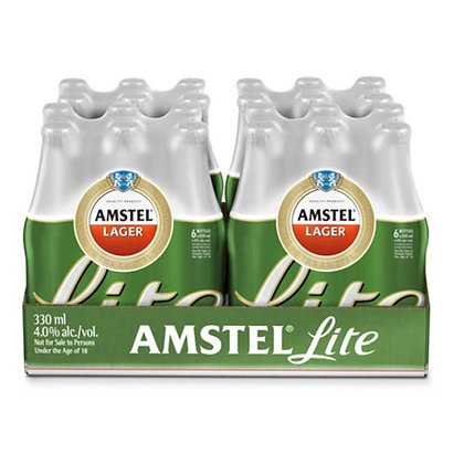Amstel Lite (24-case)