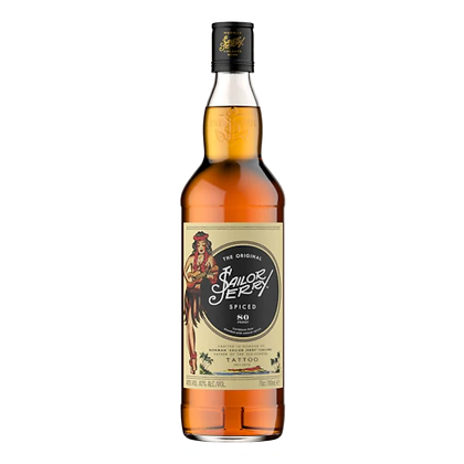 Sailor Jerry Cairbbean Rum