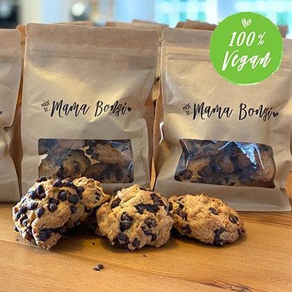 Mama Bongi's Vegan Chocolate Chip Cookies  (200gm)