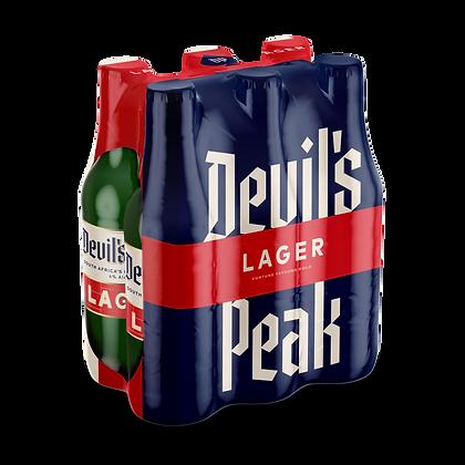 Devil's Peak Lager (6-pack)