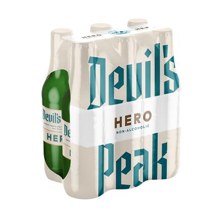 Devil's Peak Hero Non-Alc (6-pack)