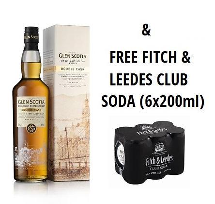 Glen Scotia Double Cask & Club Soda Special