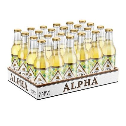 Alpha Dry Cider (24-case)
