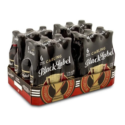 Carling Black Label (24-case)