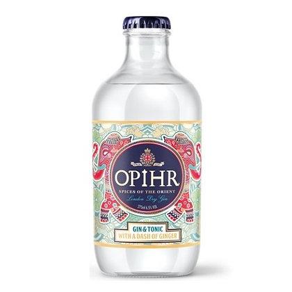Opihr RTD Gin & Tonic Ginger (2 x 4-packs)