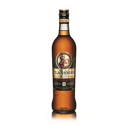 Clansman Deluxe Release Scotch Whisky