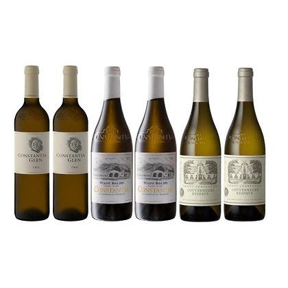 Constantia White Wine Selection