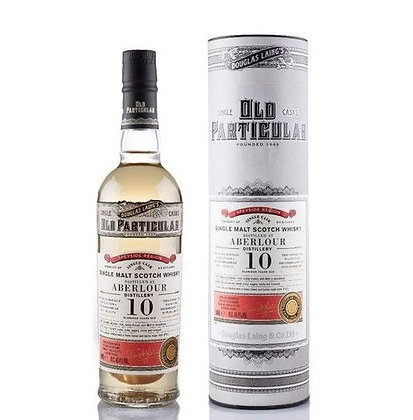 Old Particular Aberlour 10 Year Old Whisky