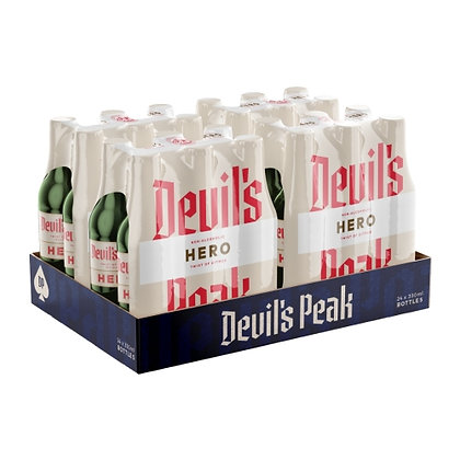 Devil's Peak Hero Twist of Citrus Non-Alc (24-case)