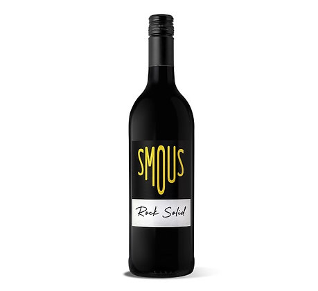 Smous Rock Solid Red (750ml)