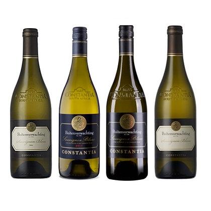 Buitenverwachting Sauvignon Blanc Vertical Collection (6-case)
