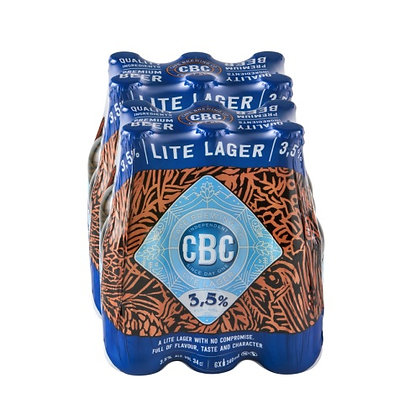 CBC Lite Lager (6-pack)