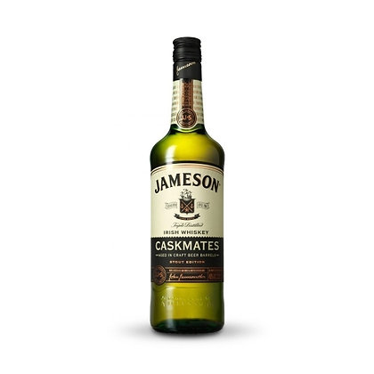 Jameson's Caskmates Stout Edition Whiskey