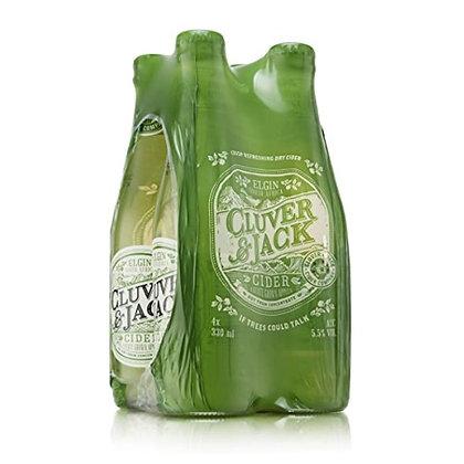 Cluver & Jack Cider (4-pack)