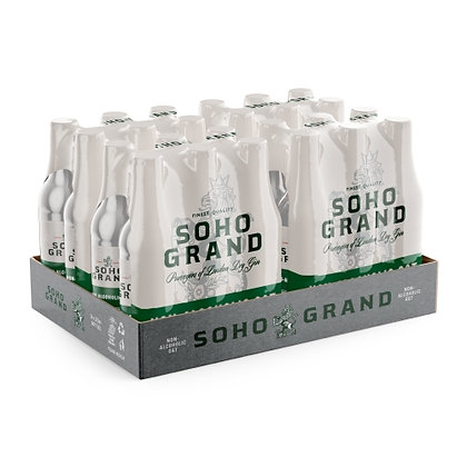 SOHO Grand Non-Alcoholic G&T (24-case)