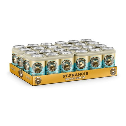 St Francis Wild Side IPA (24-case)