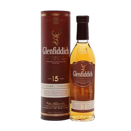 Glenfiddich 15 YO Solera Reserve Single Malt Whisky