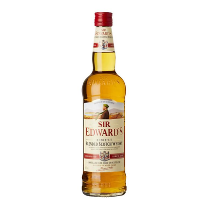 Sir Edward's Blended Scotch Whisky
