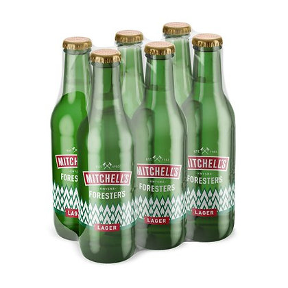 Mitchell's Foresters Lager (6-pack)