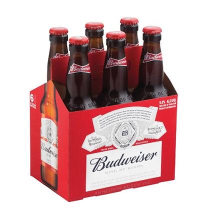 Budweiser (6-pack)