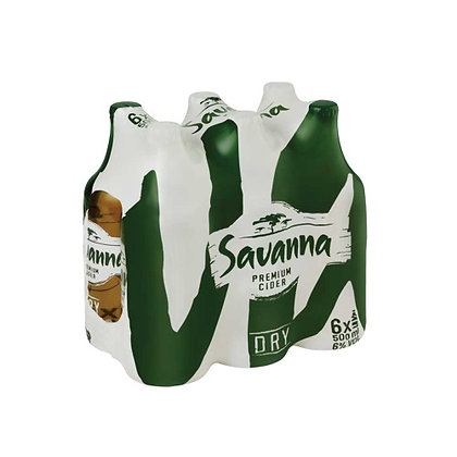 Savanna Dry Cider (6-pack)
