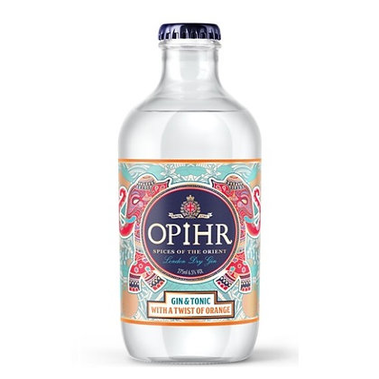 Opihr RTD Gin & Tonic Orange (2 x 4-packs)