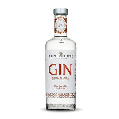 Triple 3 Citrus Infusion Gin (500ml)