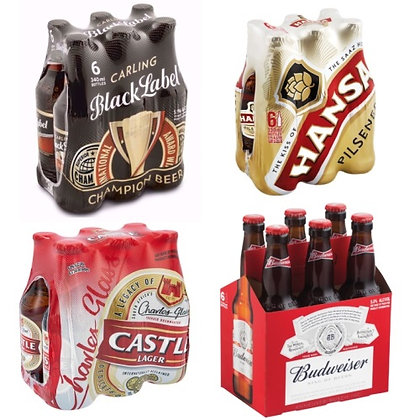 Beer Mixed Case Special Offer