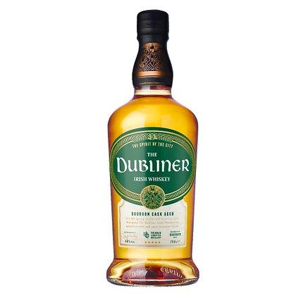 Dubliner Bourbon Cask Whiskey