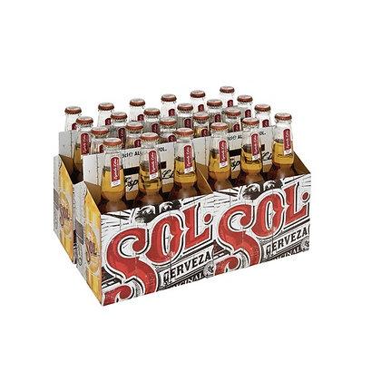 Sol Mexican Beer (24-case)