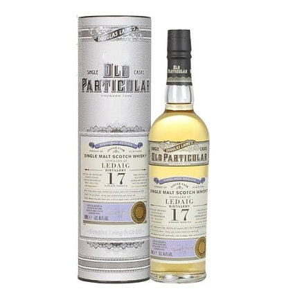 Old Particular Ledaig 17 Year Old Whisky