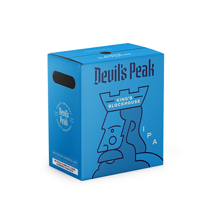 Devil's Peak King's Blockhouse IPA (6-pack)