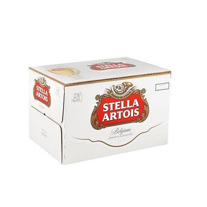 Stella Artois Lager (24-case)