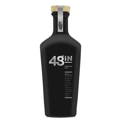 48 Platinum Premium Gin