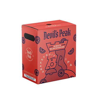 Devil's Peak King's Blockhouse Grapefruit IPA (6-pack)