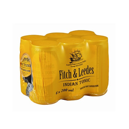 Fitch & Leedes Indian Tonic (6-pack)