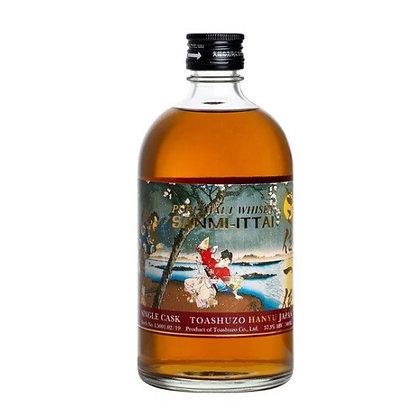 Toa Shuzos Blend Sanmi Ittai Cask Strength Whisky