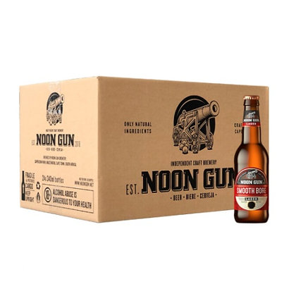 Noon Gun Smooth Bore Lager (24-case)