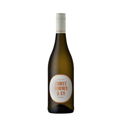 Ernst Gouws & Co Unwooded Chardonnay 2020 (750ml)