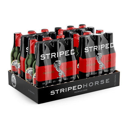 Striped Horse Lager (24-case)