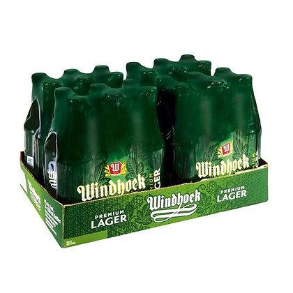 Windhoek Lager (24-case)