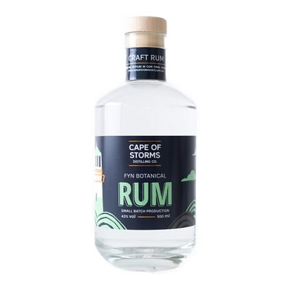 Cape Of Storms Fyn Botanical Rum (500ml)