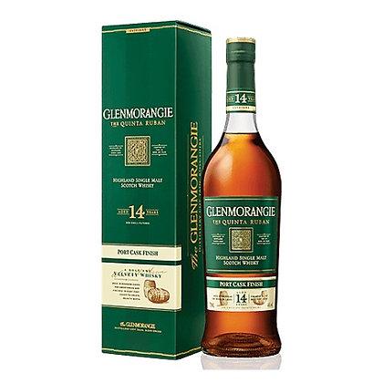 Glenmorangie Quinta Ruban 14 YO Single Malt Whisky