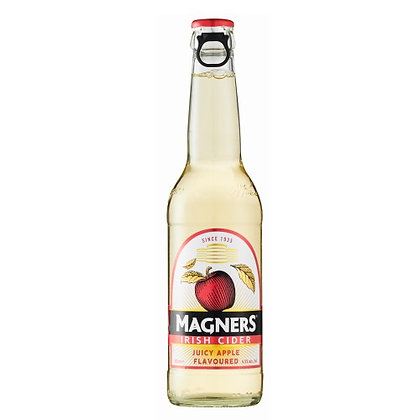 Magners Juicy Apple Cider (24-case)