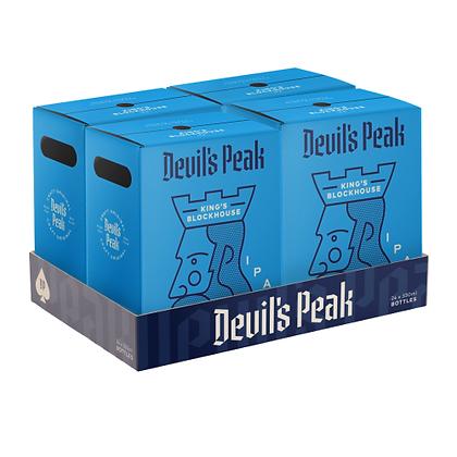 Devil's Peak King's Blockhouse IPA (24-case)