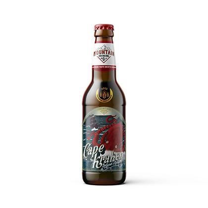 Mountain Brewing Co Cape Kraken (12-case)